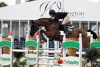 Laura Kraut and Bonito R Win $8,000 G&C Farm 1.45m at FTI WEF 2