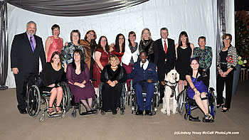 "US Para-Dressage Athletes Make Big Impression at USET Foundation ""Soirée du Cheval"" Gala"