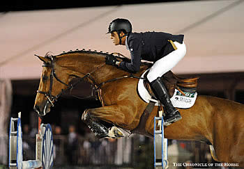 Emanuel Andrade Steps into the Big Leagues at WEF