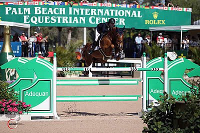 Audrey Coulter Beats the Best in $280k Grand Prix CSI 4* and $84k 1.50m Championship Jumper Classic