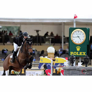 Déjà vu for Tiffany Foster and Victor in $125,000 WEF Challenge Cup