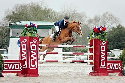 The Genn Men Dominate the $50,000 CWD Grand Prix