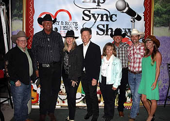 Lyle Lovett Joins Danny & Ron's Rescue Lip Sync, Raising Unprecedented Funds for Rescue Round Up