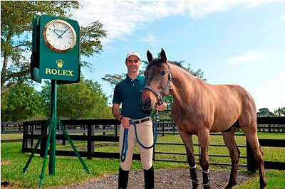 Rolex Testimonee Rodrigo Pessoa Discusses Plans for Upcoming Season