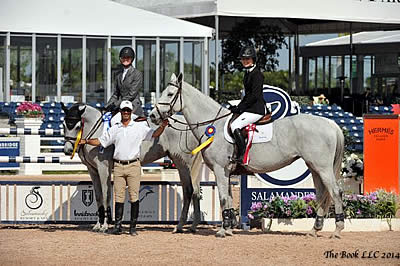 """Team Pessoa"" Takes Over High Amateur-Owner Jumpers at WEF XI"