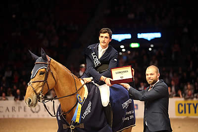 Philippaerts Snatches a Surprise Place in Longines Final with Last-Chance Win at Gothenburg