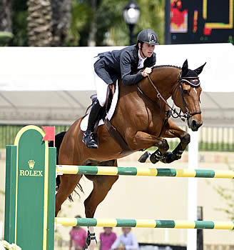 World No. 1 Scott Brash Wins the FTI Consulting Finale Grand Prix CSI 5*
