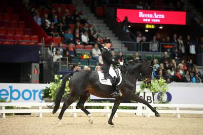 Von Bredow-Werndl Wins Reem Acra Qualifier at Gothenburg
