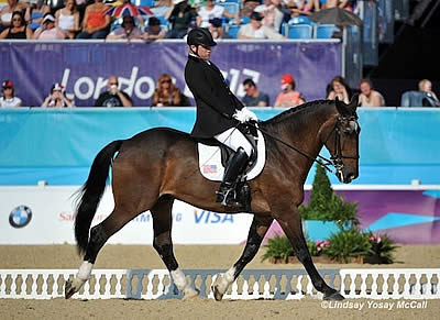 The Jonathan Wentz Memorial Challenge for High Performance Para Dressage