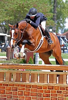 Inclusive and Tori Colvin Head to Devon Following Successful Kentucky Spring Classic
