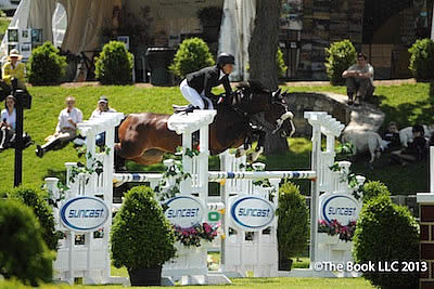 2014 Old Salem Farm Spring Horse Shows Set to Feature World-Class Competition and Impressive Roster