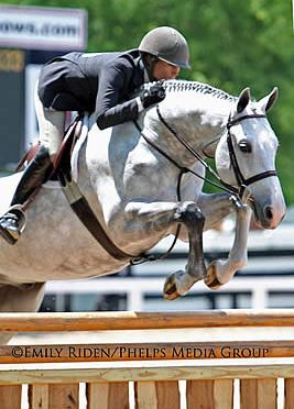 Back-to-Back Blue Ribbons for Bacardi and Havens Schatt at Kentucky Spring Classic