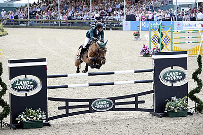 Show Jumping Domination for Saudi at Windsor