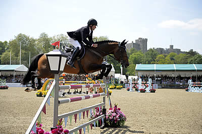 New and Improved Royal Windsor Horse Show Proves a Success