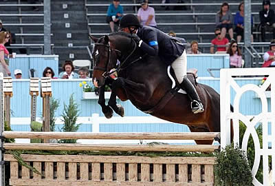 Susie Schoellkopf Inducted into National Show Hunter Hall of Fame