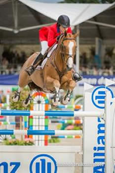 Hermès US Jumping Team Finishes Eighth at CSIO5* Rotterdam's Furusiyya FEI Nations Cup