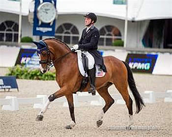 US Finishes Seventh in FEI Nations Cup at CDIO5* Rotterdam