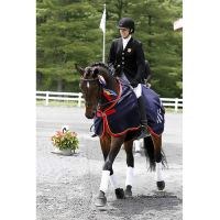 Paralympian Rebecca Hart and Lord Ludger, the 2012 USEF Para-Equestrian Dressage National Champion