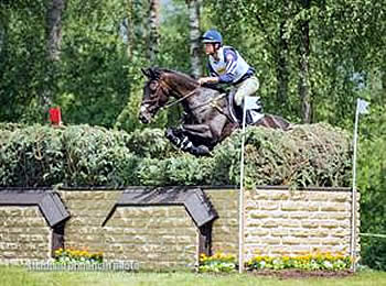 US Riders Shine on Cross Country Day at Luhmühlen CCI4*
