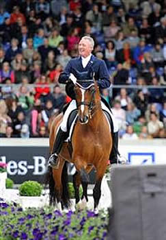 Ebeling Withdraws Rafalca from CDI4* Aachen and Contention for WEG US Dressage Team