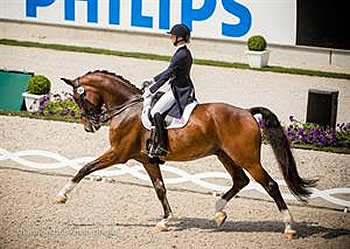 US Dressage Riders Kick Off Competition at CHIO Aachen