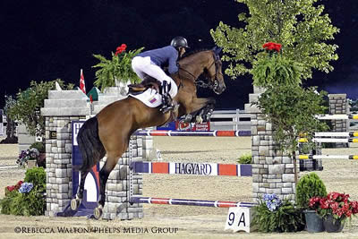 Pablo Barrios Maintains Lead in Hagyard Challenge Series