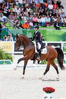Graves Produces Career Performance in Grand Prix Special at WEG