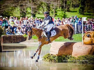 Little and Burnett Receive Karen E. Stives Endowment Fund for High Performance Eventing Grants