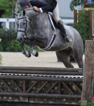 Tosh and Gotham Take Top Spot in Opening Round of USHJA Pre-Green Incentive Championship