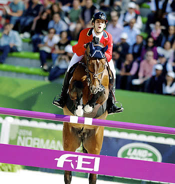 Venezuela Finishes Fifth at Furusiyya FEI Nations Cup in Italy