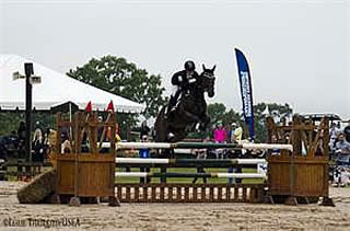 Talented Field Lines Up for USEF National Open Horse Trial Championship