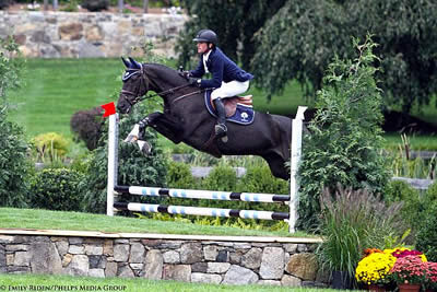Darragh Domination of American Gold Cup CSI4*-W Continues with Third Win in a Row