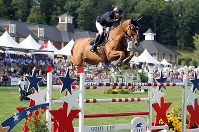 Laura Kraut and Andretti S Soar to Second Place at the $200,000 American Gold Cup