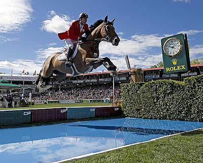 Canada's Legendary Ian Millar Captures the CP International at Spruce Meadows 'Masters'