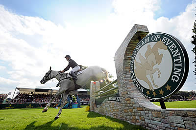 History Is Made as Andrew Nicholson Claims Hat-Trick of Burghley Horse Trials