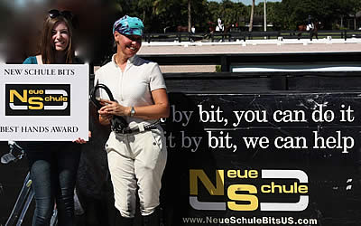 Erin Brinkman Wins the Neue Schule Best Hands Award