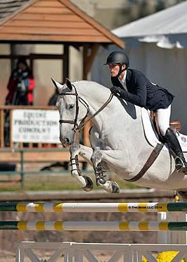 Hesslink Claims 2014 Platinum Performance/USEF Talent Search Finals East Title