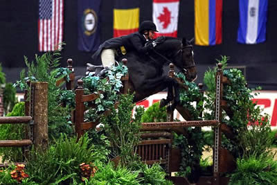 SBS Farms Wraps Up National Horse Show with Green Conformation Hunter Reserve Championship