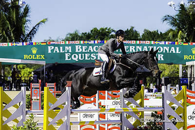 Emanuel Andrade Earns One-Two Finish in $25,000 Equestrian Sport Productions Fall Finale Grand Prix