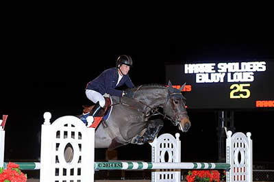 Harrie Smolders and Enjoy Louis Capture $35,000 FEI Sunshine Welcome Win