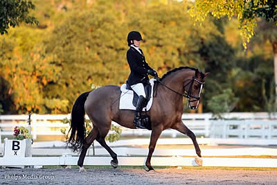 Rebecca Hart and Schroeters Romani Start Season with High Score at White Fences