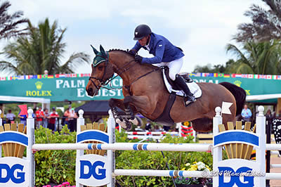 Ronan McGuigan and Capall Zidane Win $25,000 Nutrena Holiday III Grand Prix