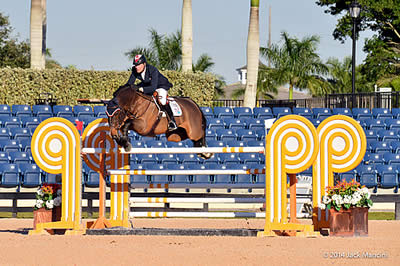 Ian Millar and Baranus Win $25,000 Equiline Holiday I Grand Prix