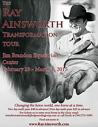Get Tickets Now for Ray Ainsworth Transformation Tour – Wellington Clinic