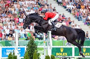 Cortes 'C' and Elis GV Earn 2014 Horse of the Year Titles