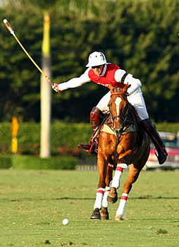 Six Goal Polo Player Sugar Erskine Joins Horses Healing Hearts as Polo Ambassador