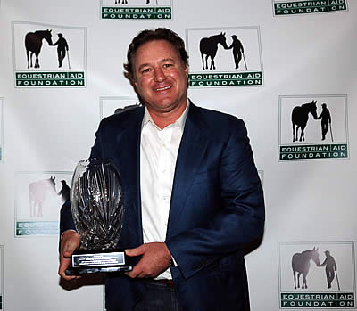 "Equestrian Aid Foundation Honors Mark Bellissimo at ""A Night of Legends"""