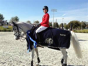 Kraut and Cedric Cruise to $150,000 Ocala Grand Prix Victory