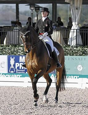Trussell and Anton Top AGDF 7 FEI Grand Prix Special CDI4*