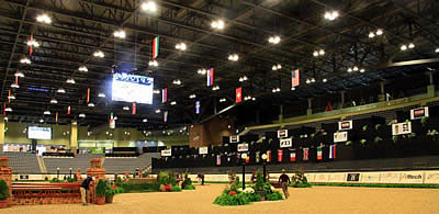 National Horse Show Remains a Fixture in Top Rankings from NARG